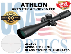 Ares ETR - NEW from Athlon 212100, NOW Shipping...